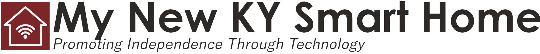 My New Kentucky Smart Home Logo